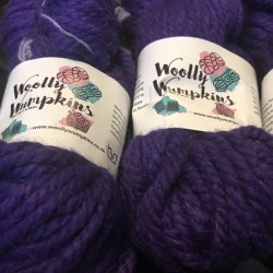 Woolly's Perfect Purple Chunky