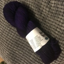 Woolly's Purfect Purple